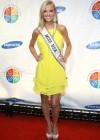 Miss USA 2009 Kristen Dalton // Samsung's 8th Annual Season of Hope Gala