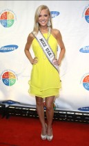 Miss USA 2009 Kristen Dalton // Samsung\'s 8th Annual Season of Hope Gala