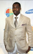 New York Jets\' Darrelle Revis // Samsung\'s 8th Annual Season of Hope Gala