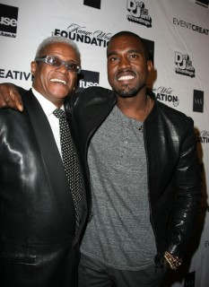 George Daniels & Kanye West // Kanye West S.H.O.W.S Up Stay in School Benefit in Chicago