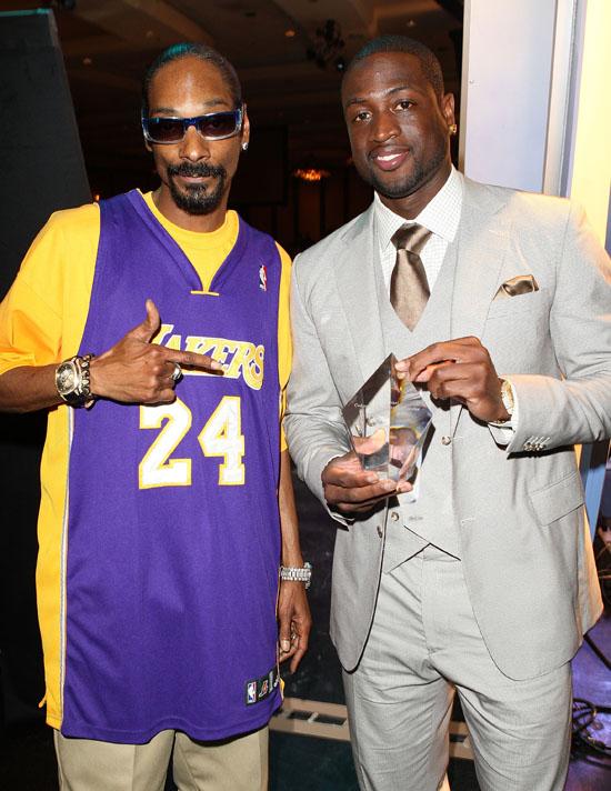 Snoop Dogg & Dwyane Wade // Cedars Sinai Medial Center's 24th Annual Sports Spectacular