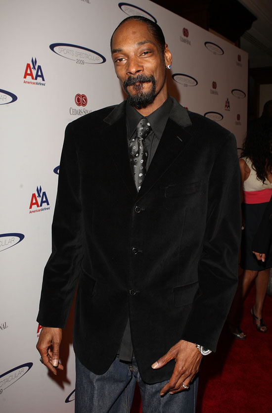 Snoop Dogg, Dwyane Wade and Others Attend Cedars Sinai