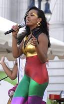 Solange // LGBT Pride Parade in San Francisco, CA