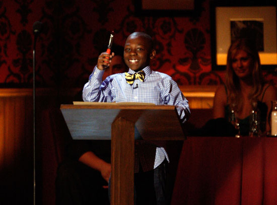 Bobbe' J. Thompson // 2009 Spike TV Guys' Choice Awards