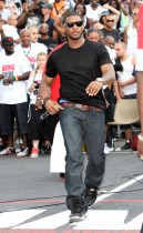 Usher /// 54th International Streetball Championships in Paris, France