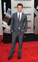 Josh Duhamel // Transformers 2: Revenge of the Fallen premiere in Hollywood