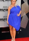 Aubrey O'Day // Transformers 2: Revenge of the Fallen premiere in Hollywood