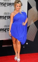 Aubrey O\'Day // Transformers 2: Revenge of the Fallen premiere in Hollywood