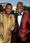 Anthony Anderson & Tyrese // Transformers 2: Revenge of the Fallen premiere in Hollywood