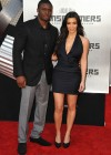 Reggie Bush & Kim Kardashian // Transformers 2: Revenge of the Fallen premiere in Hollywood