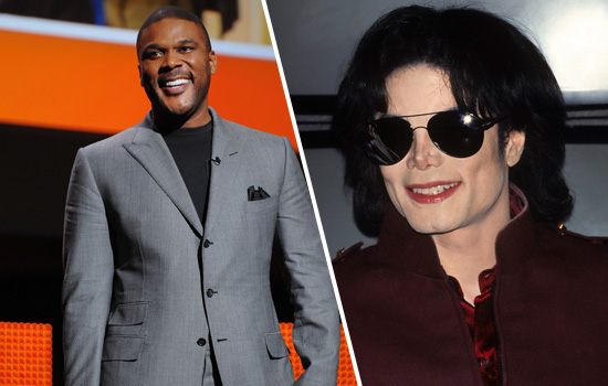 Tyler Perry // Michael Jackson