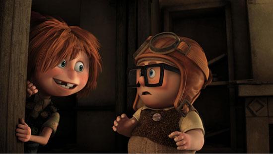 """Pixar's """"Up"""" screenshot"""