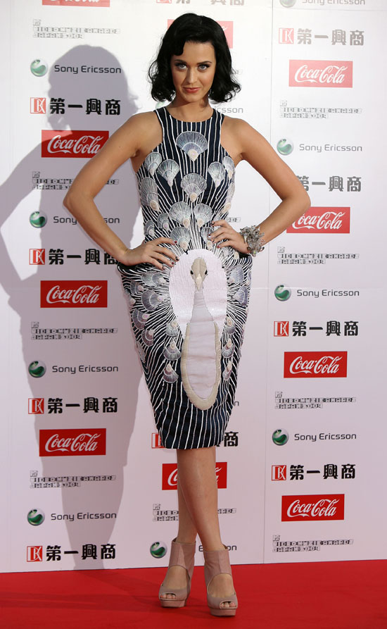 Katy Perry // 2009 MTV Video Music Awards Japan (Red Carpet)