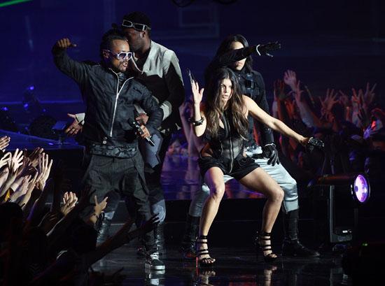 Black Eyed Peas // 2009 MTV Video Music Awards Japan
