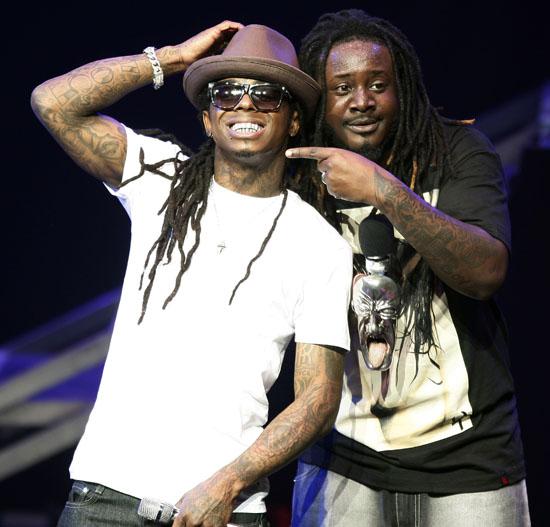 Lil Wayne & T-Pain