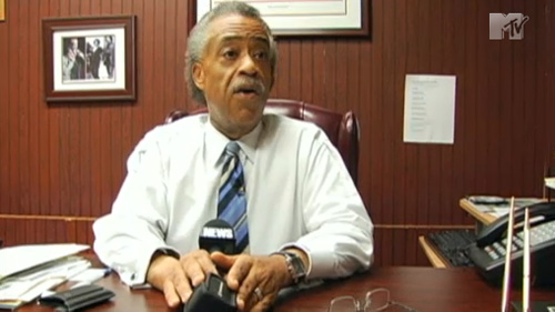 """[VIDEO] Al Sharpton Responds to Chris Brown Allegations: """"BET doesn't check with me on their lineup"""""""