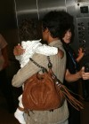 Halle Berry & her daughter Nahla at LAX Airport (July 1st 2009)