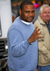 Anthony Anderson on his way to a film set (July 23rd 2009)