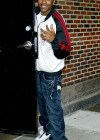 Ginuwine outside the Ed Sullivan Theater in NYC (July 23rd 2009)