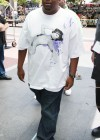 Kenan Thompson arriving at the Hard Rock Hotel for Comic Con (July 24th 2009)