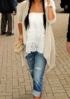 Nicole Scherzinger out & about in Lonon, England (July 23rd 2009)