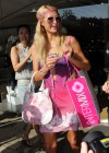 Paris Hilton shopping in West Hollywood (July 24th 2009)