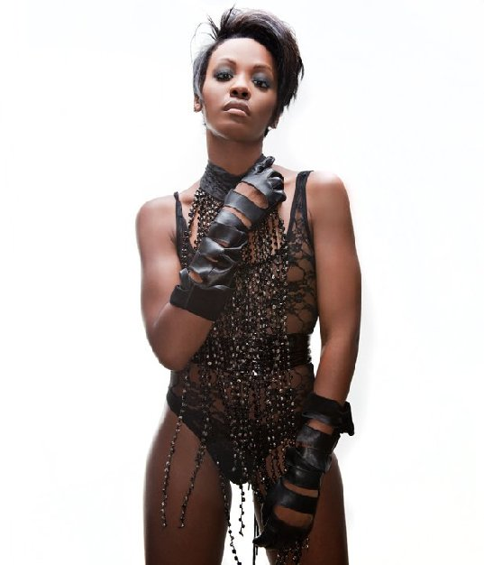 Dawn Richard Alter Ego Photoshoot (by: Derek Blanks)