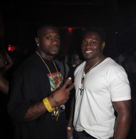 Thomas & Julius Jones // D. Woods' Birthday Party at Club Dream in Miami