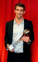 Michael Phelps // 2009 ESPY Awards (Backstage)