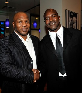 Mike Tyson & Evander Holyfield // 2009 ESPY Awards (Backstage)