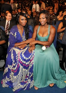Venus & Serena Williams // 2009 ESPY Awards (Audience)