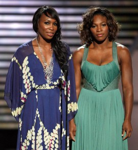 Venus & Serena Williams // 2009 ESPY Awards (Show)
