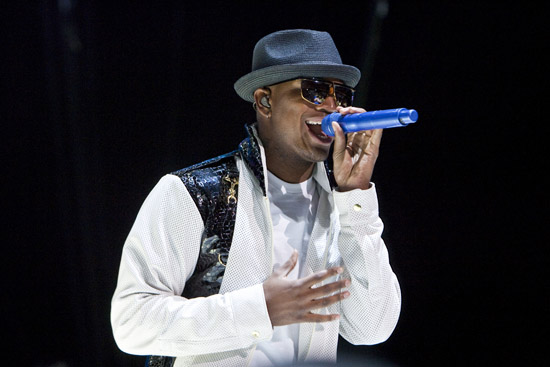 Ne-Yo // 2009 Essence Music Festival (Day 1)