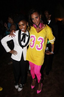 Janelle Monae & Laurie Ann Gibson // 2009 Essence Music Festival (Day 2)