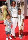 """Holly Robinson Peete & her kids // Premiere of """"G-Force"""" in Los Angeles (July 19th 2009)"""