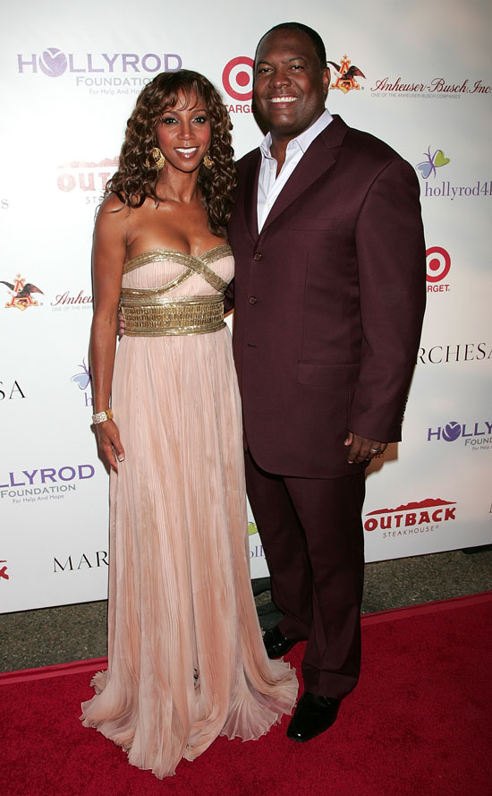 Holly Robinson Peete and Rodney Peete // Hollyrod Foundation's 11th Annual DesignCare Fundraiser