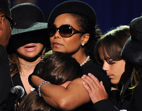 janet jackson and michael jackson. Janet Jackson has reportedly