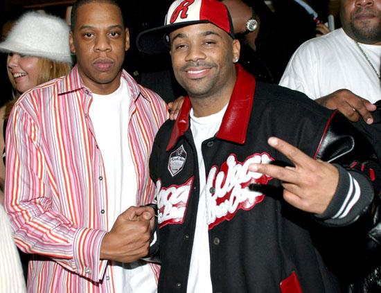 Jay-Z & Damon Dash