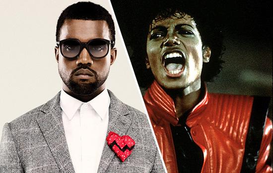 Kanye West // Michael Jackson