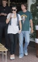 Kim Kardashian leaving Fred Segal's in Hollywood (July 8th 2009)