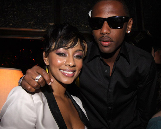 "Keri HIlson & Fabolous // ""Loso's Way"" Screening Afterparty in NYC"