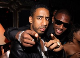 "Ryan Leslie & Fabolous // ""Loso's Way"" Screening Afterparty in NYC"