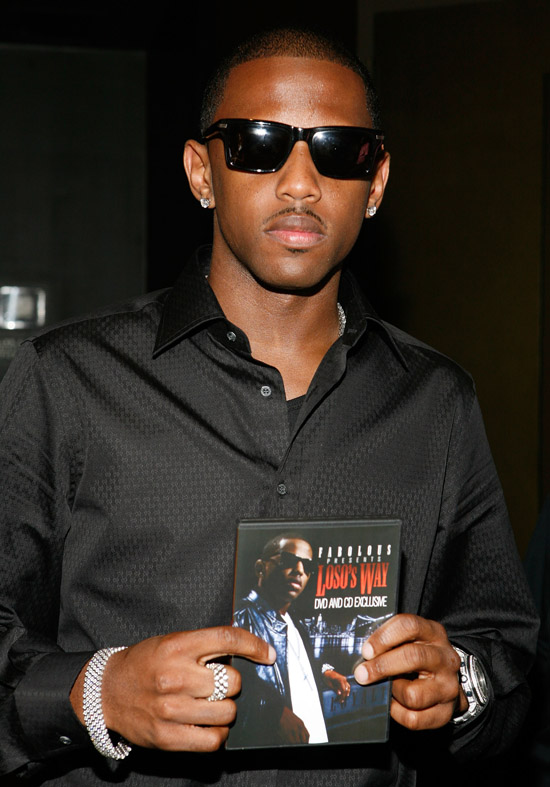 "Fabolous // Screening of ""Loso's Way"" in NYC"