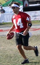 Jeremy Piven // Madden NFL '10 Pro-Am Celebrity Football Tournament