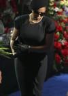 Janet Jackson // Michael Jackson's Public Memorial
