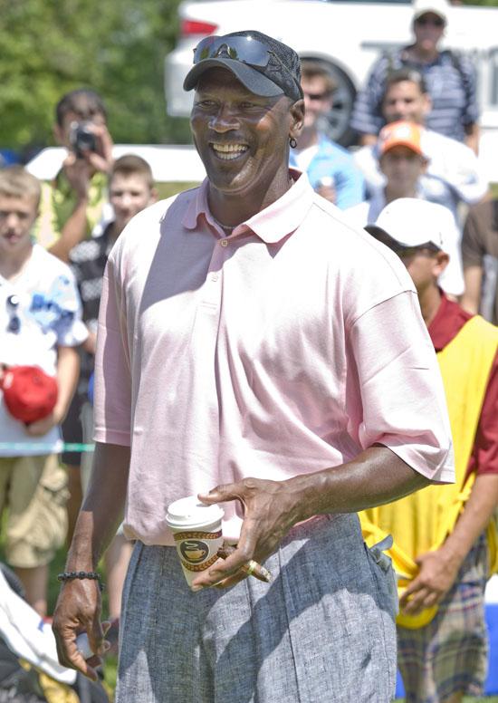 Michael Jordan // The Inaugural Mike Weir Charity Classic