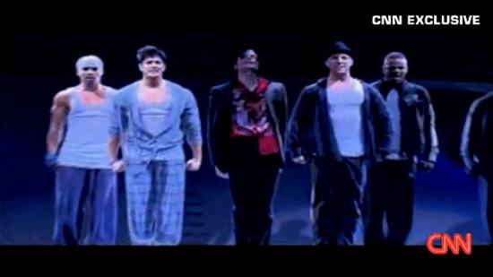 [VIDEO] Michael Jackson's Last Rehearsal