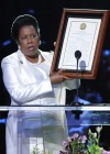 Congresswoman Sheila Jackson-Lee // Michael Jackson's Public Memorial at Los Angeles' Staples Center