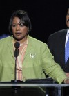 Bernice King & Martin Luther King III // Michael Jackson's Public Memorial at Los Angeles' Staples Center
