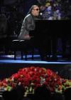 Stevie Wonder // Michael Jackson's Public Memorial at Los Angeles' Staples Center